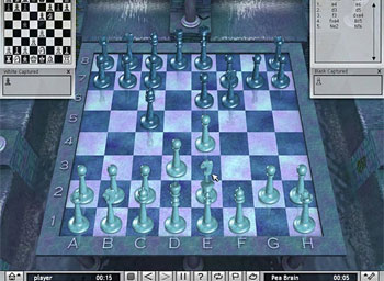 brain games chess game play