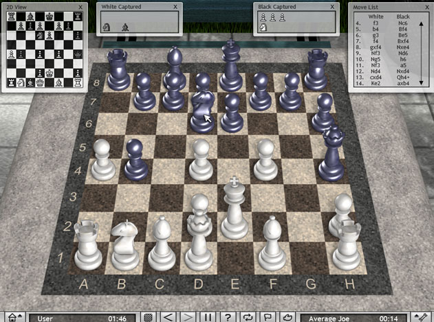 brain games chess: comprehensive view of game